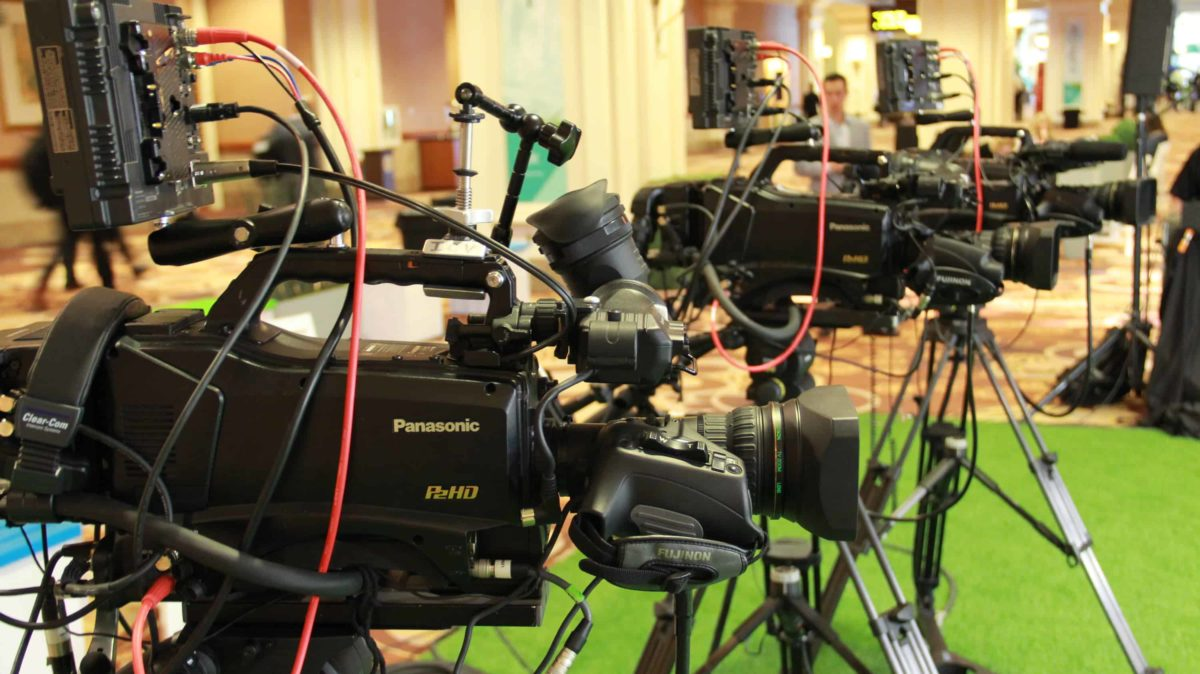 Las Vegas Video Production and live webcasting