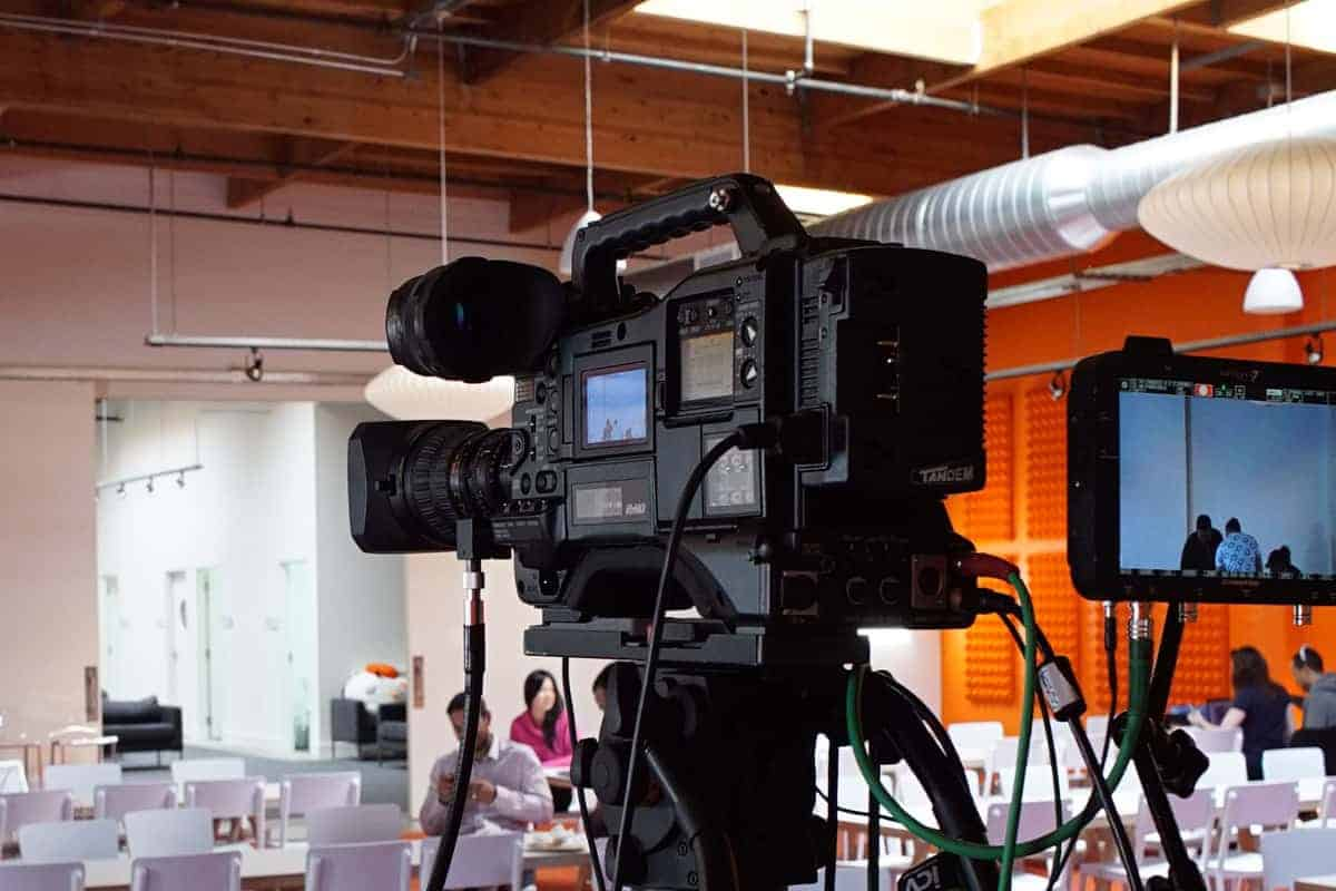 HK3800 HD video camera video production in San Francisco