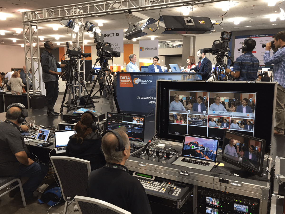 Live Webcasting and Video Production by ICV in the San Francisco bay area