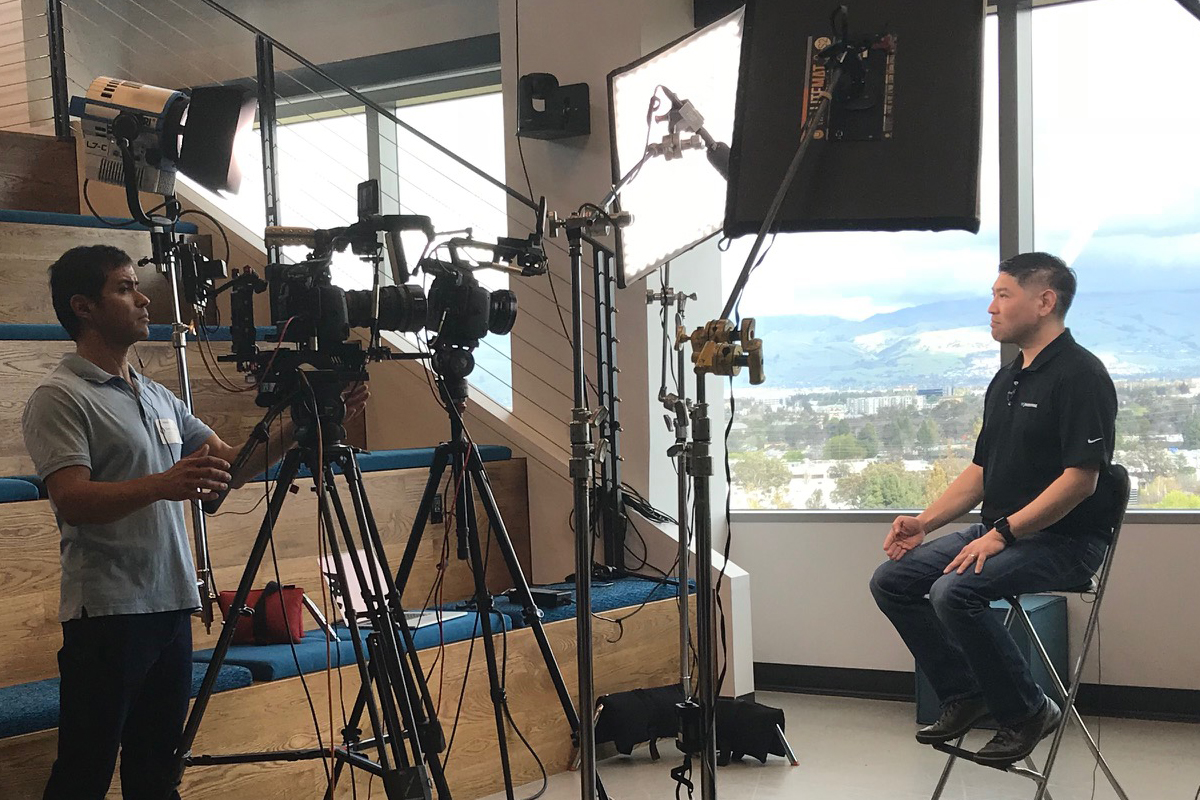 ICV Video production company in the San Francisco Bay Area