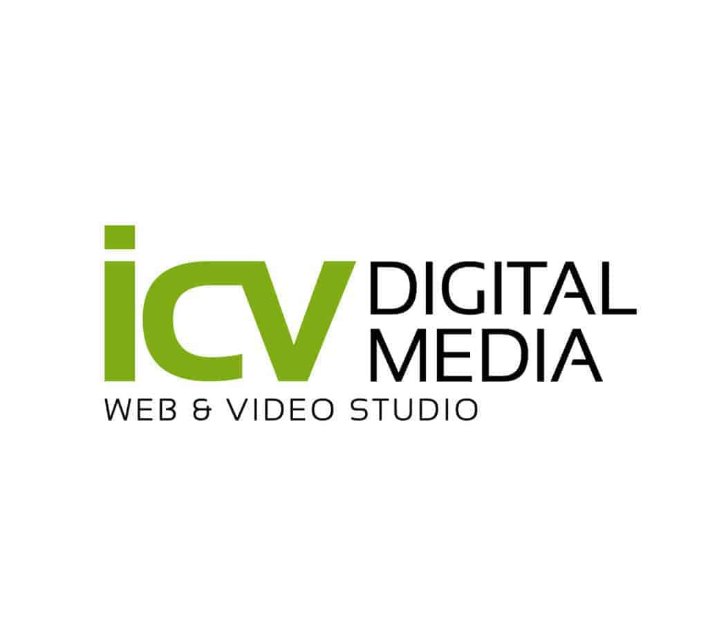 ICV-Live Webcasting and Video Production Logo
